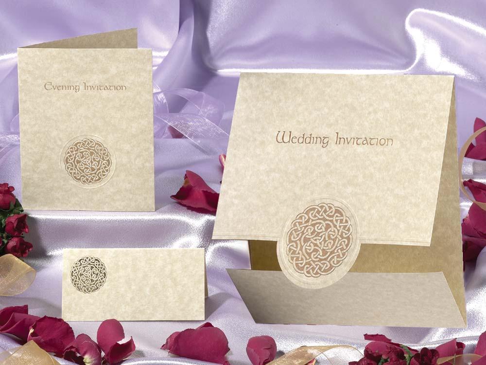 Lantz Wedding Stationary - Weddings Ireland